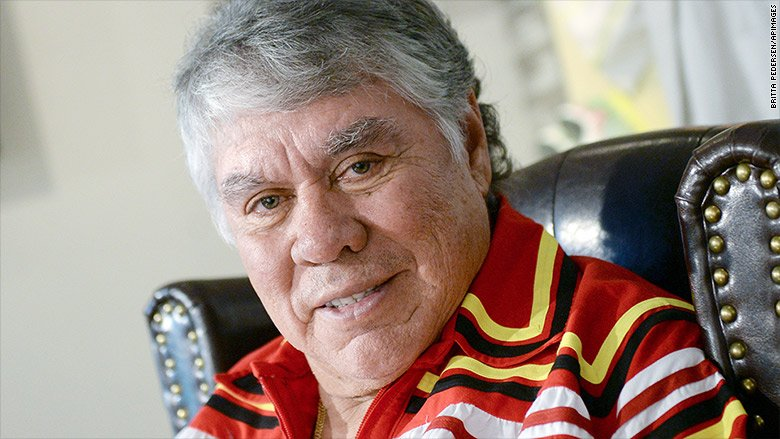 Former Seminole chief who pioneered the casino industry to help other tribes grow legal weed https://t.co/ORTNOMMNhD