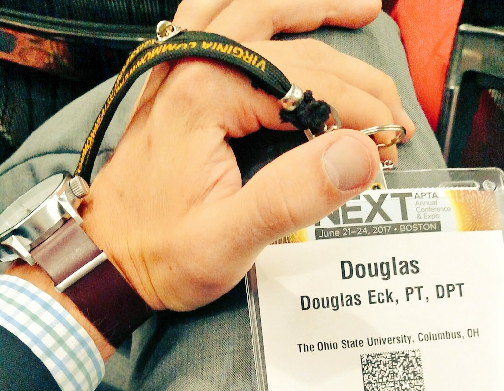 Conference game strong. #APTANEXT – at Boston Convention & Exhibition Center