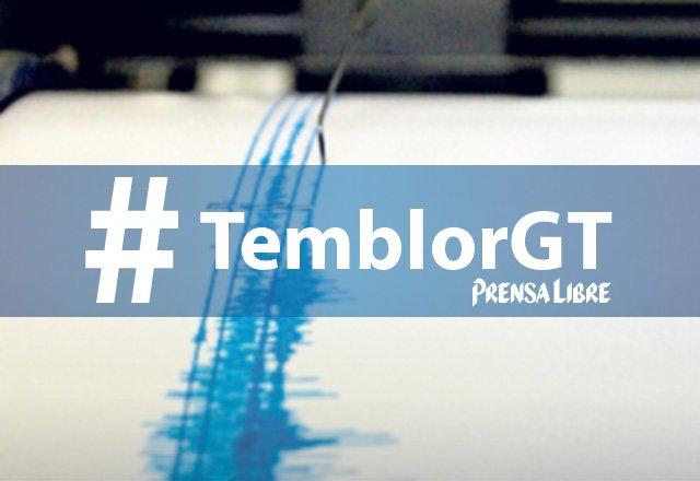 #TemblorGT | Movimiento sísmico también fue sensible en #Huehuetenango...