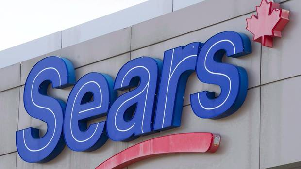 #Breaking Sears Canada files for creditor protection https://t.co/Aypl...
