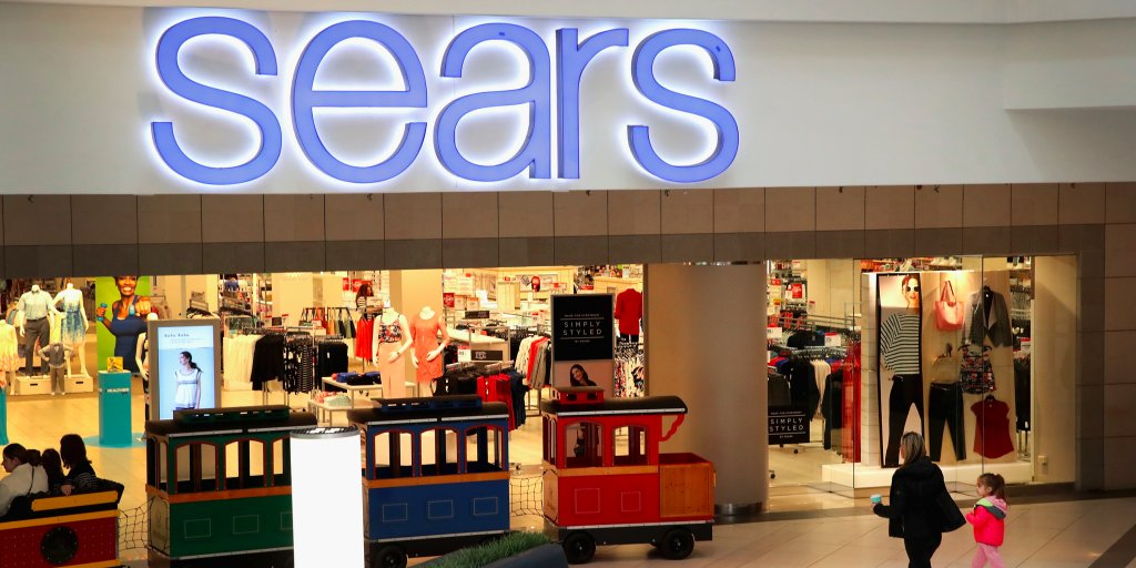 Sears Canada files for court protection from creditors https://t.co/dA...