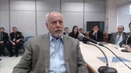 """Duque a Moro: 'Por orientação do Lula, o Vaccari seria o encarregado do partido para arrecadação na Petrobras"""" > https://t.co/pNYQm3MIFS"""