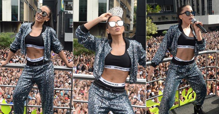 Saiba como copiar o look de Anitta na Parada do Orgulho LGBT --> https://t.co/zpVxcxi9dF