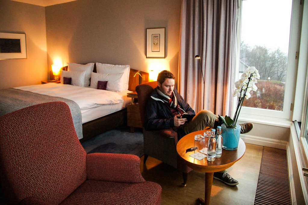 Our beautiful Hotel Louis C Jakob in #Hamburg. #VisitHamburg! -  http:// bit.ly/2nKylD7  &nbsp;   -#travelbloggers @VisitHamburg @GoVisitGermany<br>http://pic.twitter.com/Twp7RlwHxU