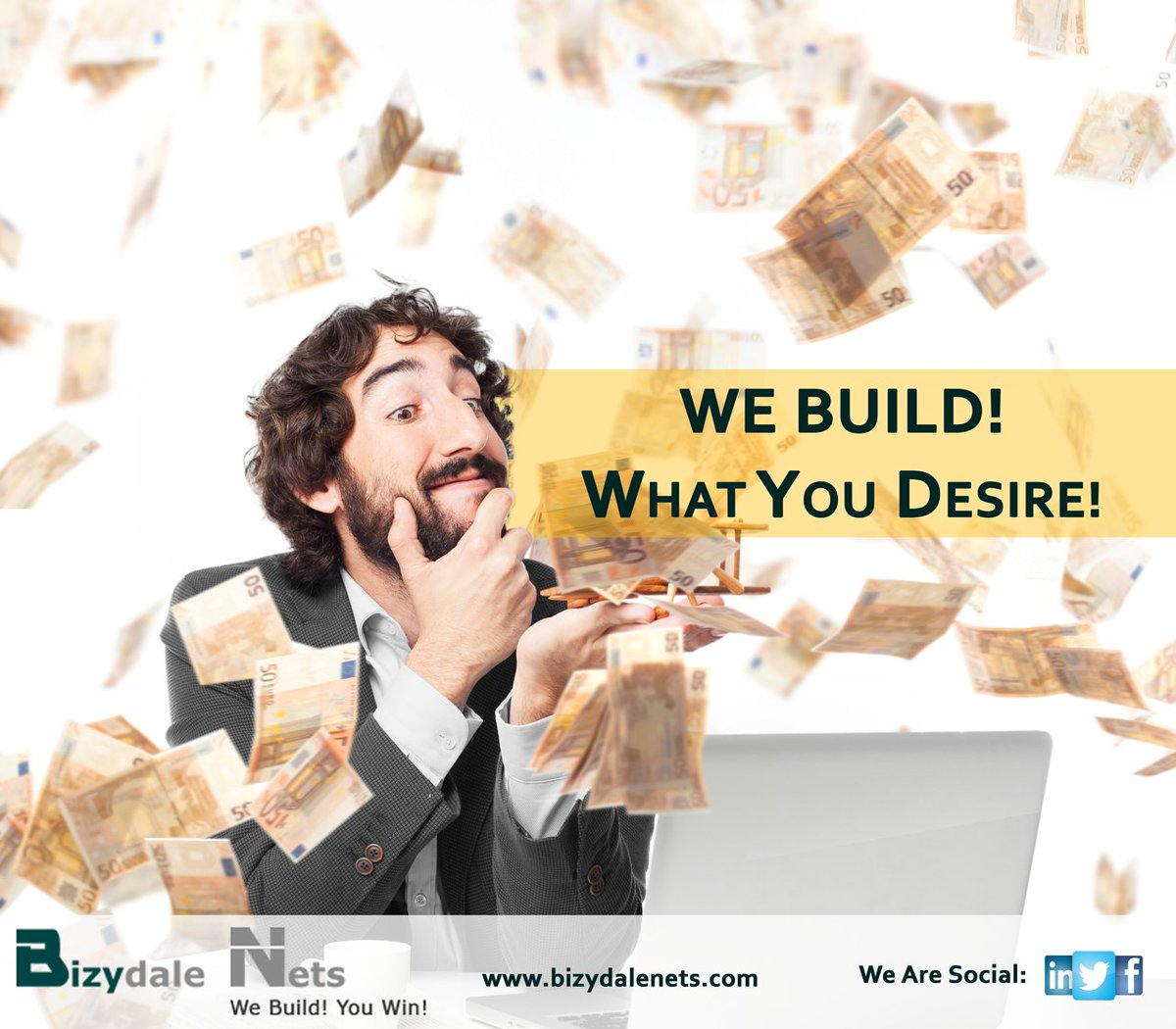 We Build! You Win!  http://www. bizydalenets.com  &nbsp;      #Solutions #business #success #startup #marketing #mobileappdevelopment #SEO #SMM<br>http://pic.twitter.com/i5Yb5fyHf7