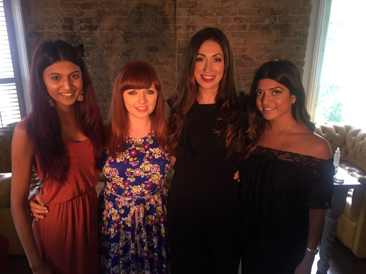 Been filming with the @iiaaLtd, @janeiredale_UK &amp; @NevilleMcC teams today for a #makeup video for @pro_beauty. You guys were fab  #PBTV<br>http://pic.twitter.com/yt2BRJ0OrZ