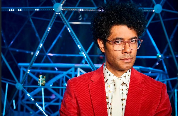 Inside new #CrystalMaze as show returns with presenter Richard Ayoade  https://t.co/ObTVEUDmIE