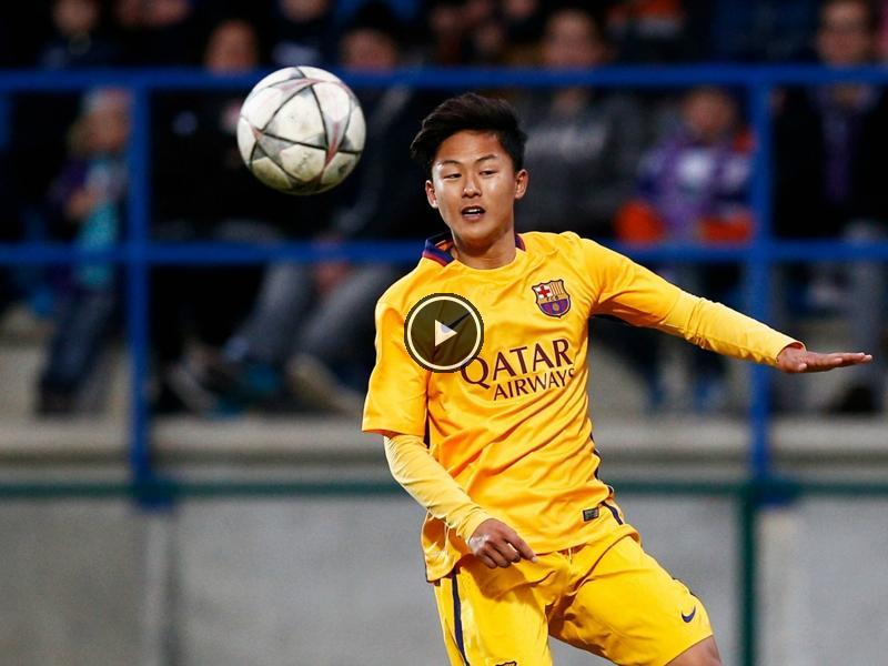 #Borussia #Dortmund move for #Barcelona #Wonderkid Lee    http:// wp.me/p67m4w-lVA    pic.twitter.com/V7ubpuEd59