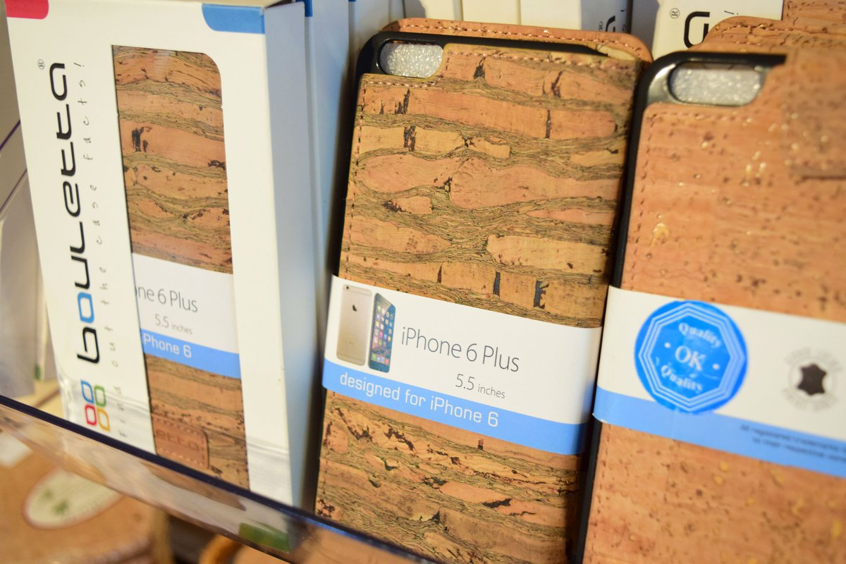 Protect your phone, protect the planet. #TheCorkHouse #Cork #EcoFriendly #iPhone #Apple #GoGreen #ThinkGreen #SaveTheForest #Tech #Accessory<br>http://pic.twitter.com/64I6dqcmbR