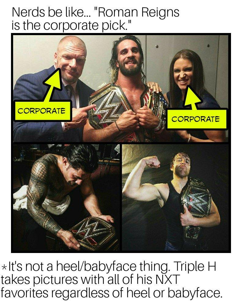 #WWE2K18 #wwe #SethRollins #RomanReigns #DeanAmbrose #TheShield #Tripl...