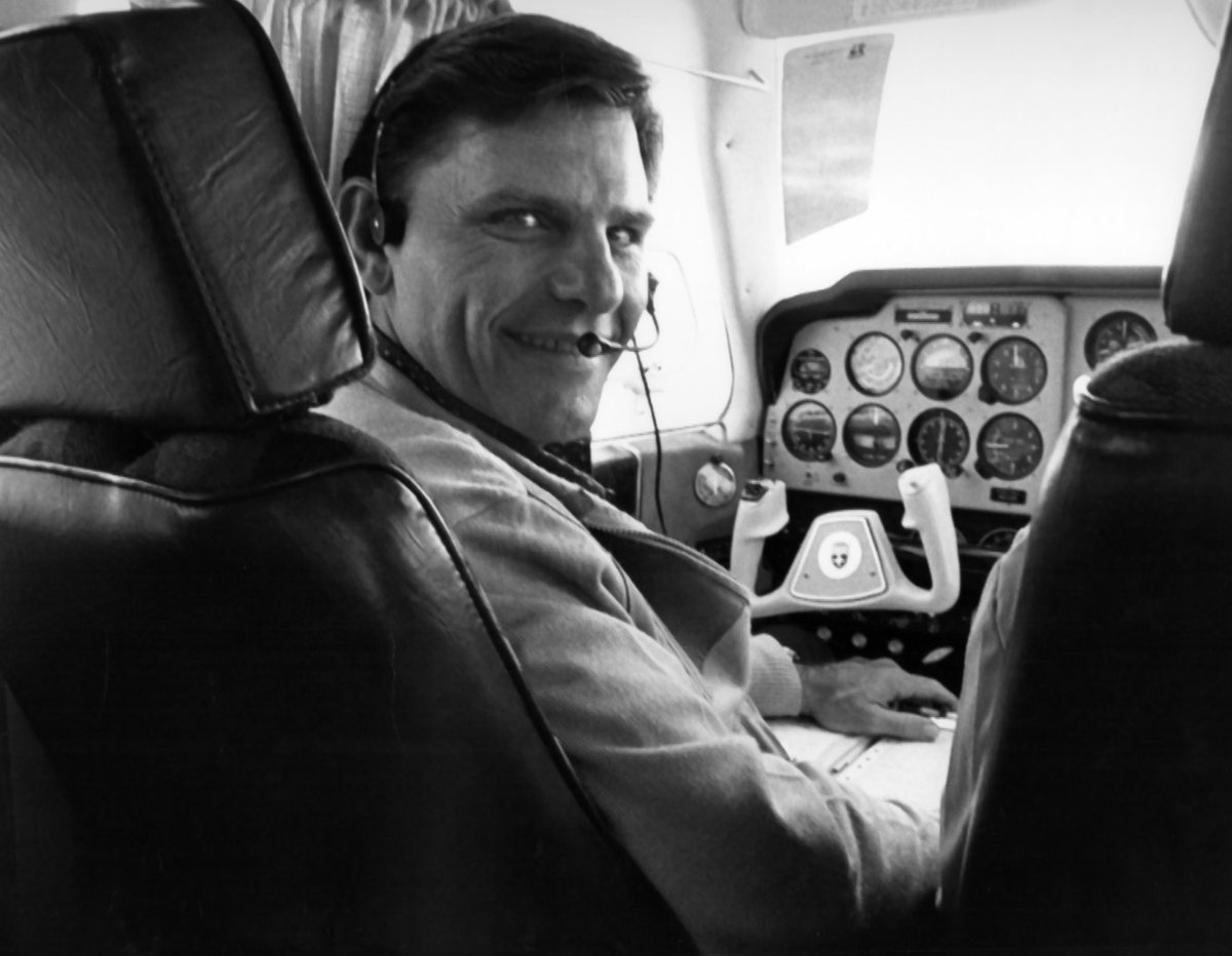 Kenneth Copeland Airplanes