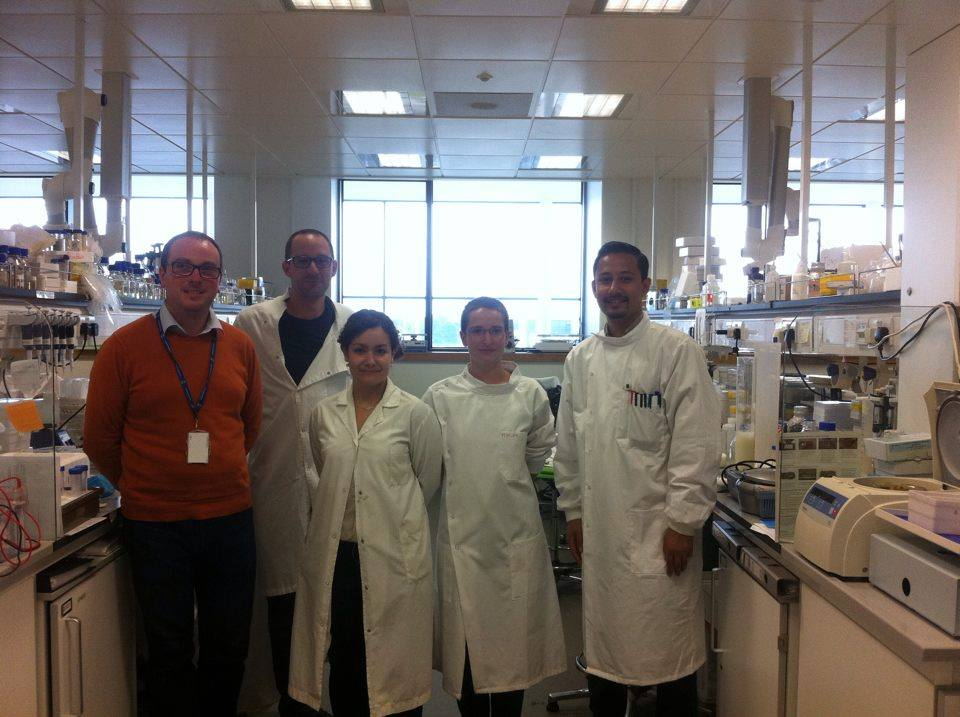 Great to see the work of #Plant #Science Lab of @ucdscience yesterday, where French researchers work on the MSCA Project ! #Biology <br>http://pic.twitter.com/bWHDQh0B3R