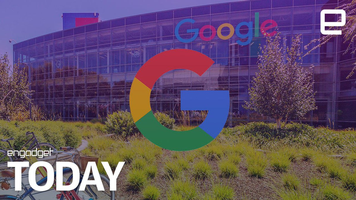 Engadget Today: Google plans to build a mini-city by @mskerryd