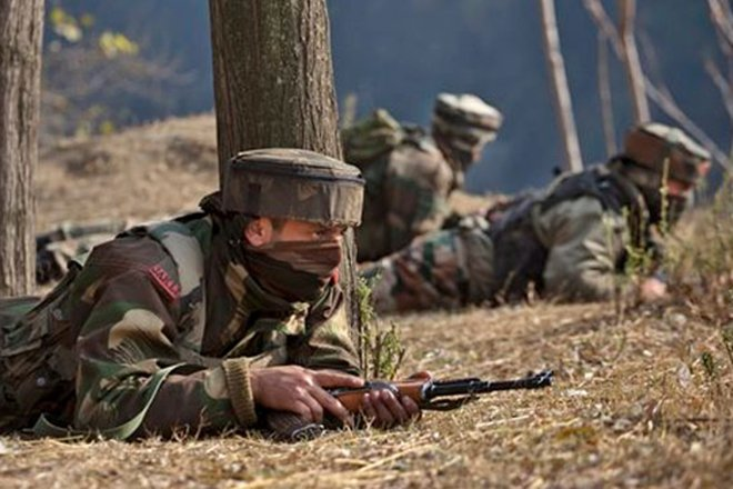 #Pakistan's BAT attacks Army patrol in Poonch of Kashmir, 2 soldiers martyred; intruder killed in retaliatory action https://t.co/7HSGh4cZJ3