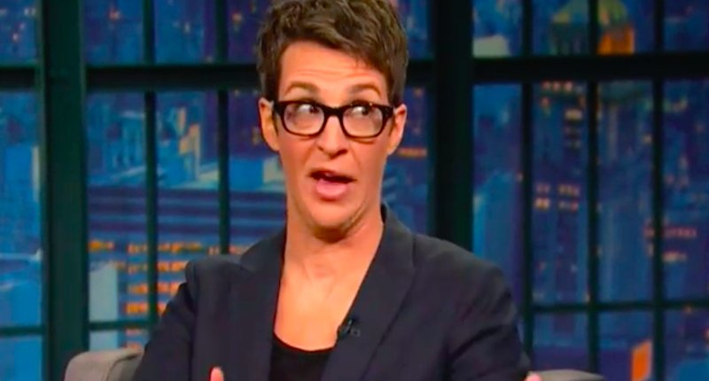 WATCH: Rachel Maddow lays out the 'spooky' connection between Russian hacking and GOP voter data https://t.co/AGyeD5BoBq