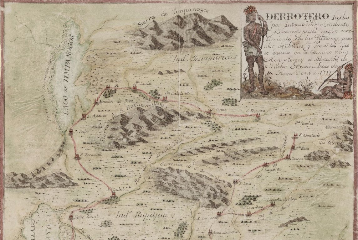 "We ❤️ primary sources! Check out the maps in the LC's Teacher's Guide for ""Hispanic Exploration in America"" - https://t.co/mudzs8JsYe https://t.co/7SU3EwxYAg"