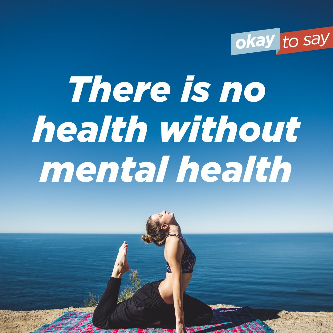 Imagine if we paid as much attention to our mental health as our physical health? We should; #mentalhealth is a key part of #wellness. <br>http://pic.twitter.com/5C2gwkwepG