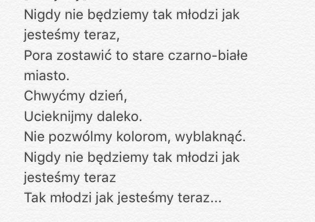 Cytaty Z Piosenek At Piosenkicytatow توییتر