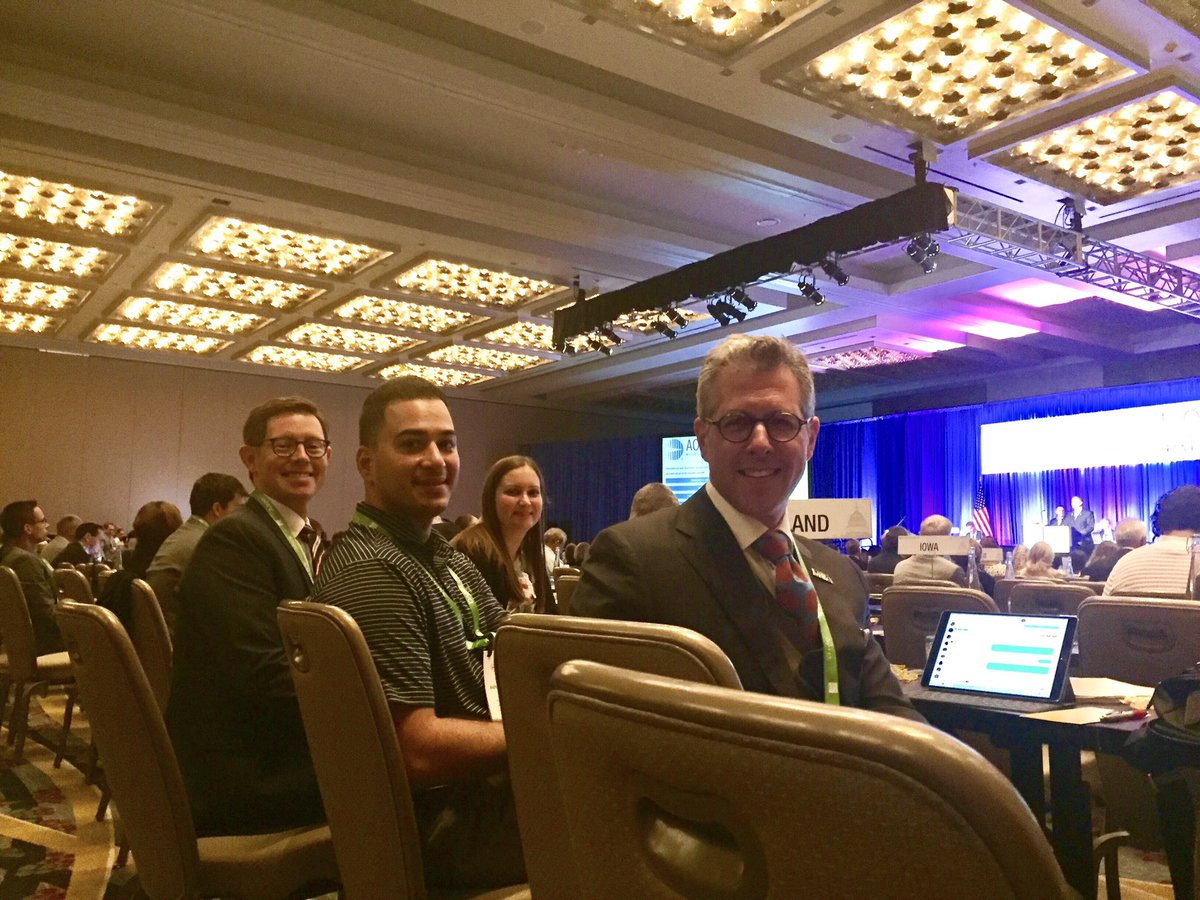 Your #Maryland delegates at #OM2017 House of Delegates @AOAConnect @OptometryTimes #optometry @CoryBooker #eyecare #eyehealth #advocacy <br>http://pic.twitter.com/fh17NbA2SU