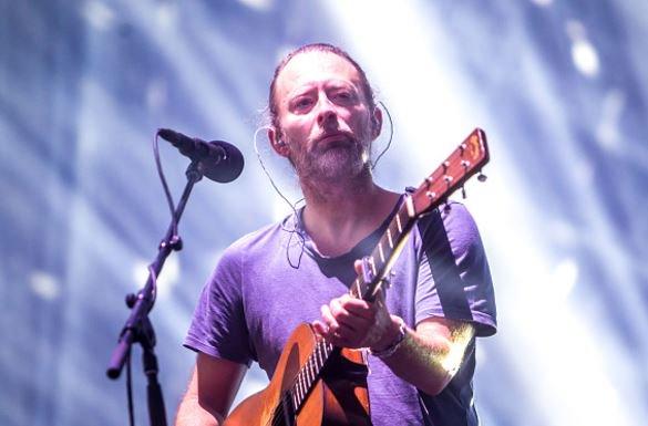 .@radiohead está de estreno con su inédita  canción llamada 'Man Of Wa...