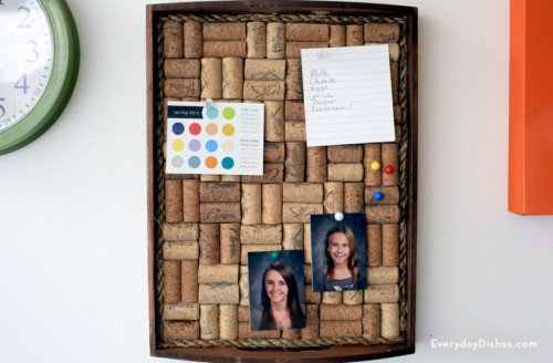 Ever seen a #corkboard actually made out of corks? #DIY   http:// cpix.me/a/26329516  &nbsp;  <br>http://pic.twitter.com/e72J66WFCL