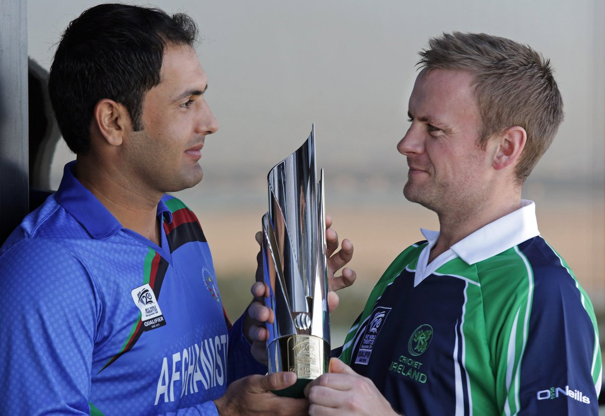Ireland and Afghanistan confirmed as Full Members, eligible to play Test cricket