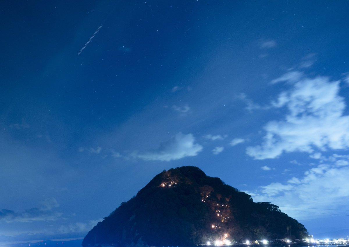 そんなことより俺の淡島を見てくれ #浦の星写真部 https://t.co/c147RreZUC