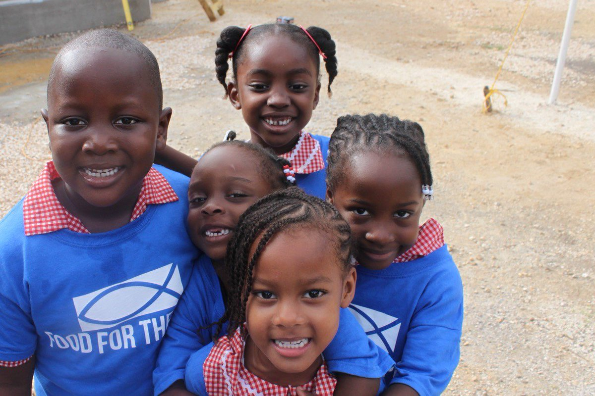 This #weekend, we are building Little London Infant School in Westmoreland #Jamaica giving 120 more #children ages 3-6 access to #education<br>http://pic.twitter.com/3oPpo9I5UO