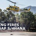 Fighting Fires with SAP S/4 HANA https://t.co/POIcRGYZFn by @G3Gnews #SAP #ERP #S4HANA