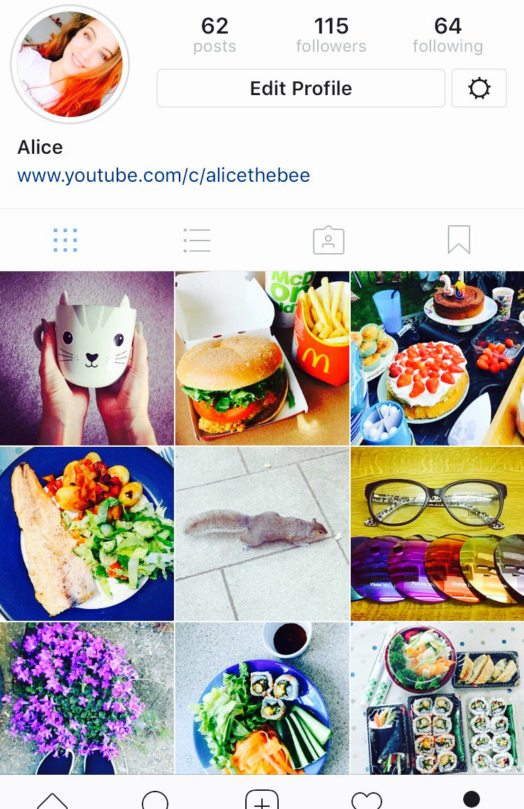 Come &amp; check out my Instagram guys!  https://www. instagram.com/alice_the_bee/  &nbsp;      #Instagram #happy #follow #food #cats #flowers #adddme #bright #smile<br>http://pic.twitter.com/hvpKlmanPv