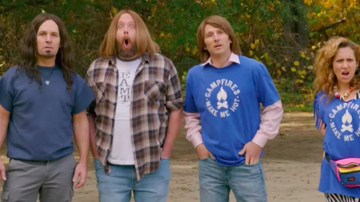 Camp Firewood must be saved in first Wet Hot American Summer: Ten Year...