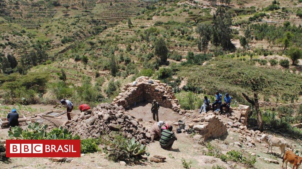 A descoberta arqueológica que pôs fim a antigo mito sobre 'cidade de gigantes' na Etiópia https://t.co/qXUiU7xTJ2