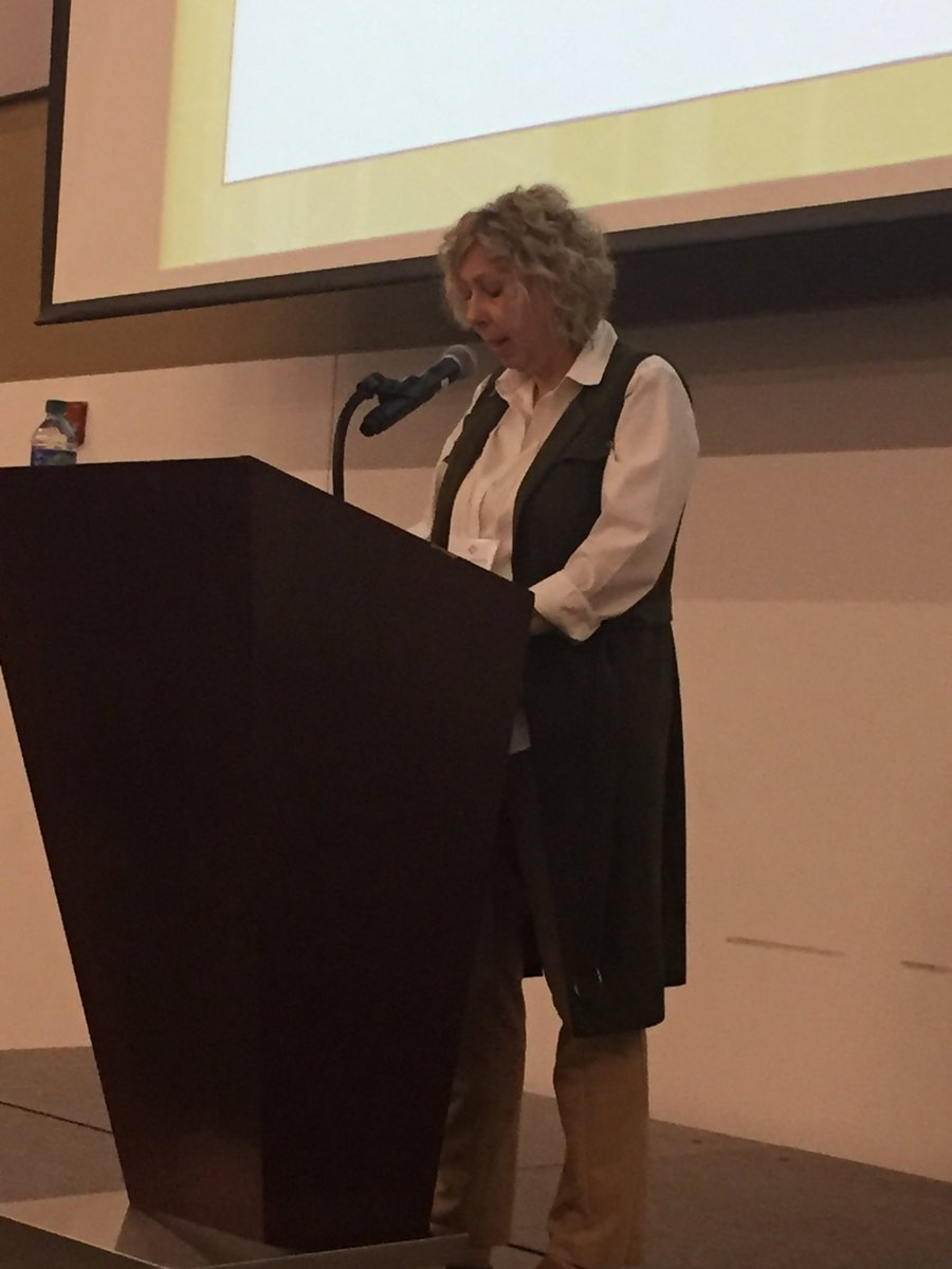 Tour de force presidential address @SCRA_2017 by Susan MacMahon exemplifying what @scra is all about #communitypsych #ecology <br>http://pic.twitter.com/gqJnLnFgzQ