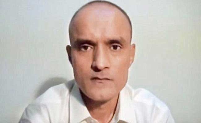 #KulbhushanJadhav files mercy petition against death sentence, says Pa...