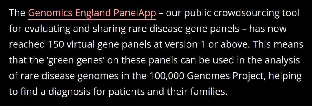 Ahead of our #PETgenomic event with @GenomicsEngland - https://t.co/wPS6b62oPq - read about one aspect of #100KGP at https://t.co/wlmPpGh0zz https://t.co/7T1hZKUAYg