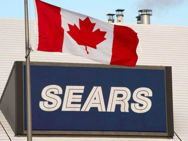 Sears Canada is closing 59 stores and cutting 2,900 jobs in restructur...
