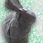 De nouveaux algorithmes du @MIT permettent de créer des structures pliables (Origami) à partir de structures 3D. https://t.co/F8klVgjiOp