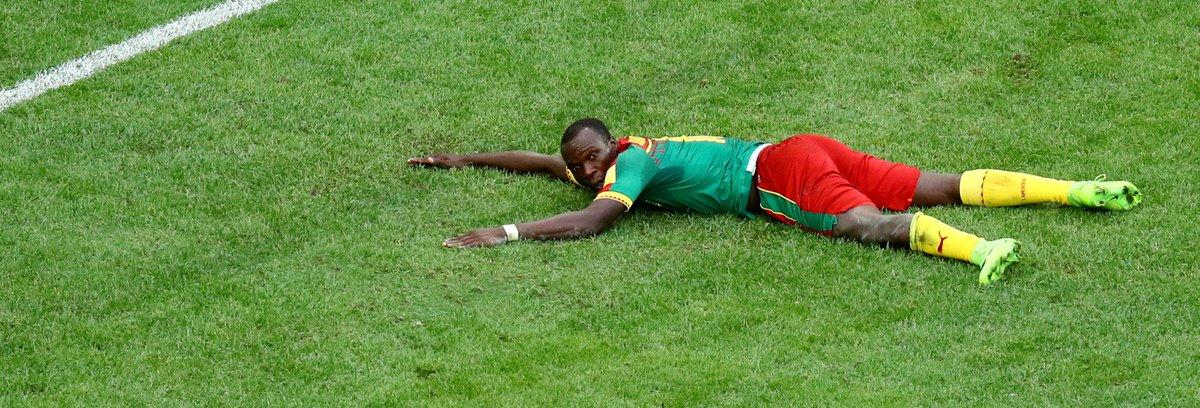 Técnico lamenta dia ruim de Aboubakar e chances perdidas por Camarões https://t.co/VK3qWOMXPj