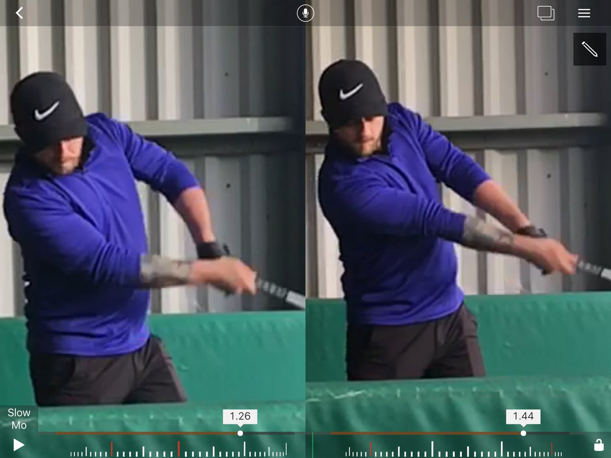 For those of you who think you&#39;re &quot;not keeping your head down&quot;.. stop that work on your arm structure instead  #golf #golftips #coaching <br>http://pic.twitter.com/R8KITyXZ2G
