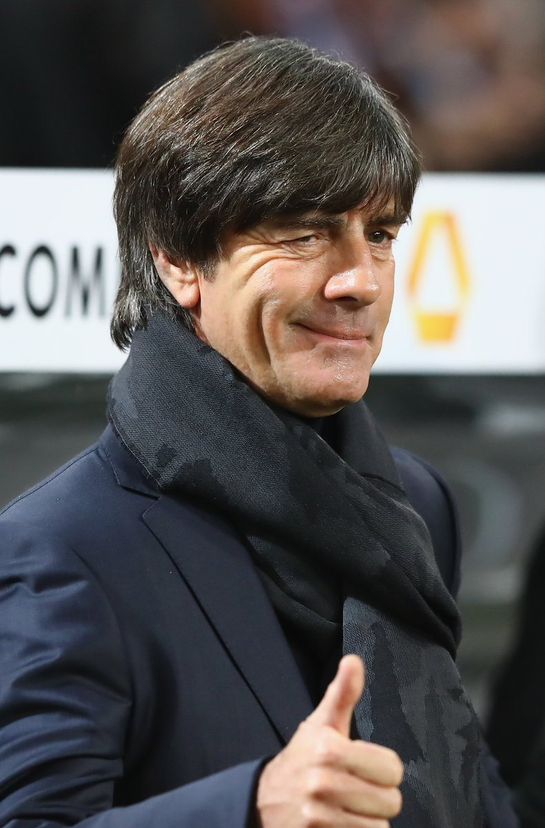 0⃣ - This is the first game under Joachim Löw as coach of the @DFB_Tea...