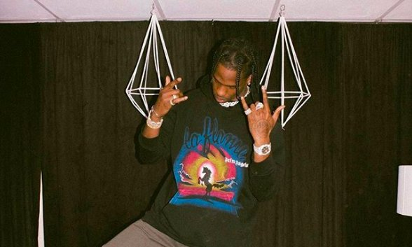 Travis Scott shares evidence that proves he wasn't actually mistaken f...
