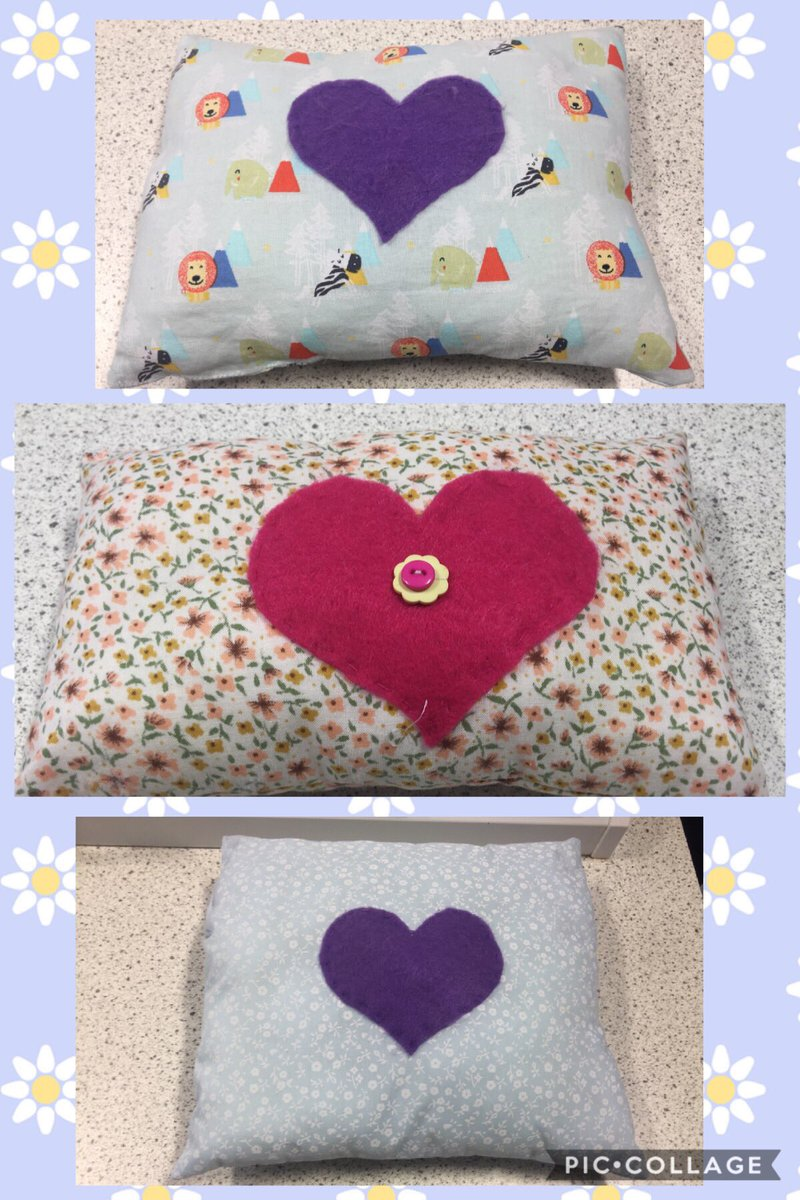 Some of our fab decorative cushions, designed and produced by our talented S2 pupils - well done everyone! #pride #ambition <br>http://pic.twitter.com/1fWXG8eCNe