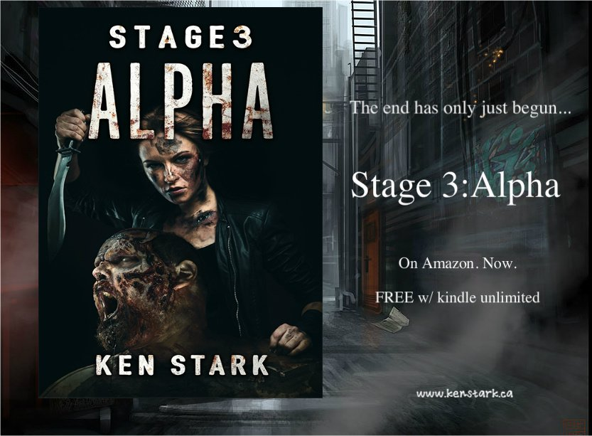 She couldn&#39;t run and she couldn&#39;t fight. One sound, and they would be on her. #horror #zombie #apocalypse #thriller  https://www. amazon.com/dp/B072WNGG7W  &nbsp;  <br>http://pic.twitter.com/YFgSkKtfSw