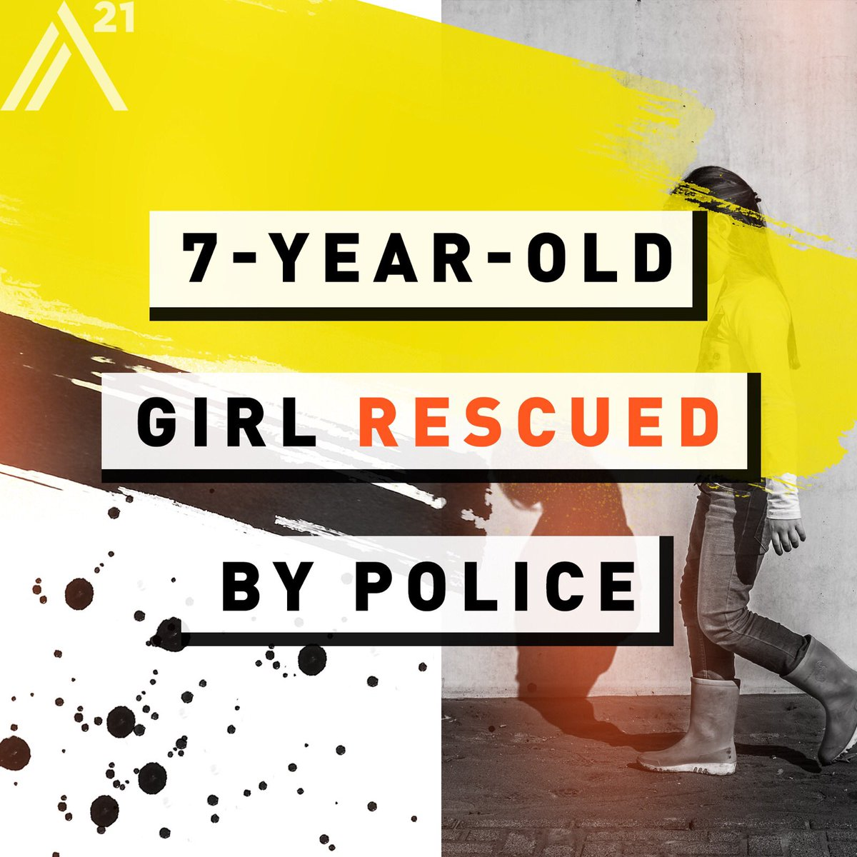 #BREAKINGNEWS: A 7-year-old girl is now safe! <br>http://pic.twitter.com/GzpxAmYzj9
