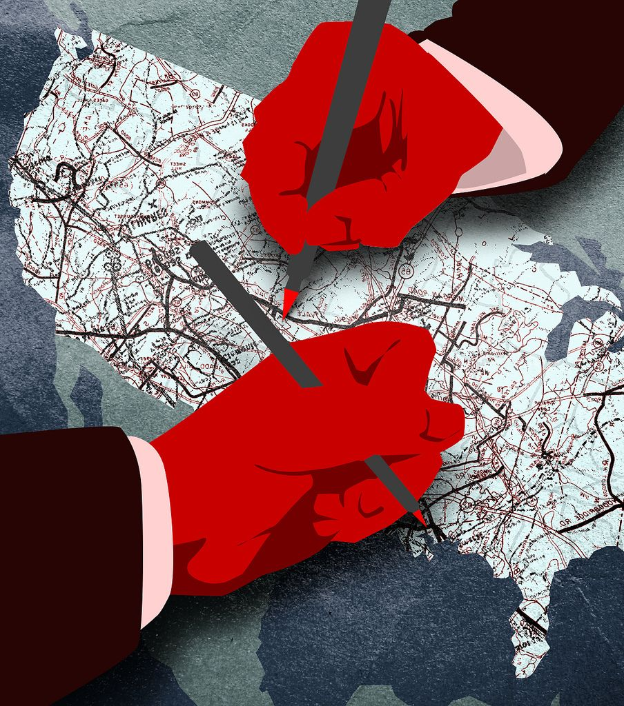 The Supreme Court will soon revisit political gerrymandering. @WalterOlson reports.... https://t.co/KwtAjo5u9H