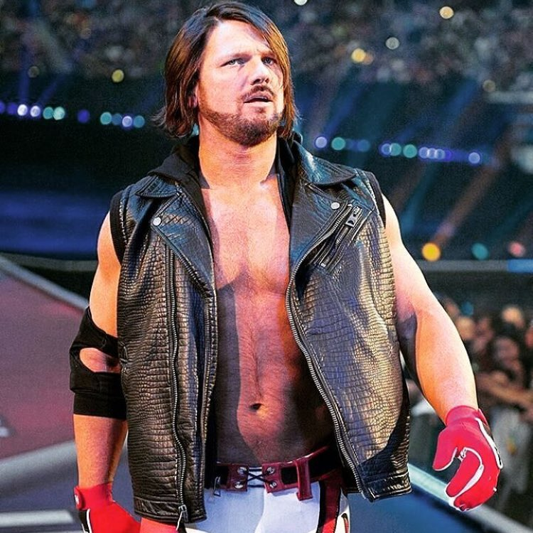 AJ Styles or Baron Corbin?  RT - AJ Styles Like - Baron Corbin https:/...