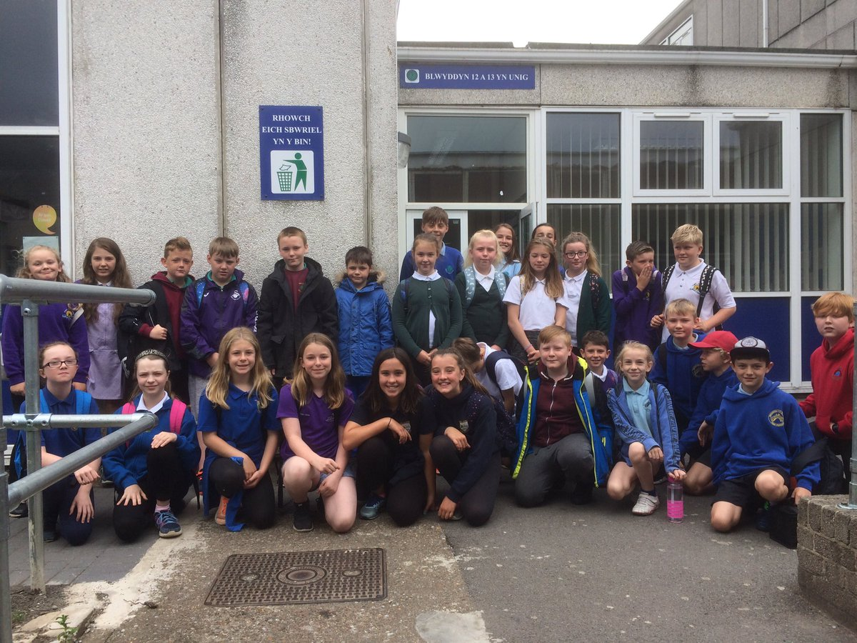 Year6 start their classes ready for September 2017 #excited #newstart #welcome!<br>http://pic.twitter.com/NGWgFlosFP