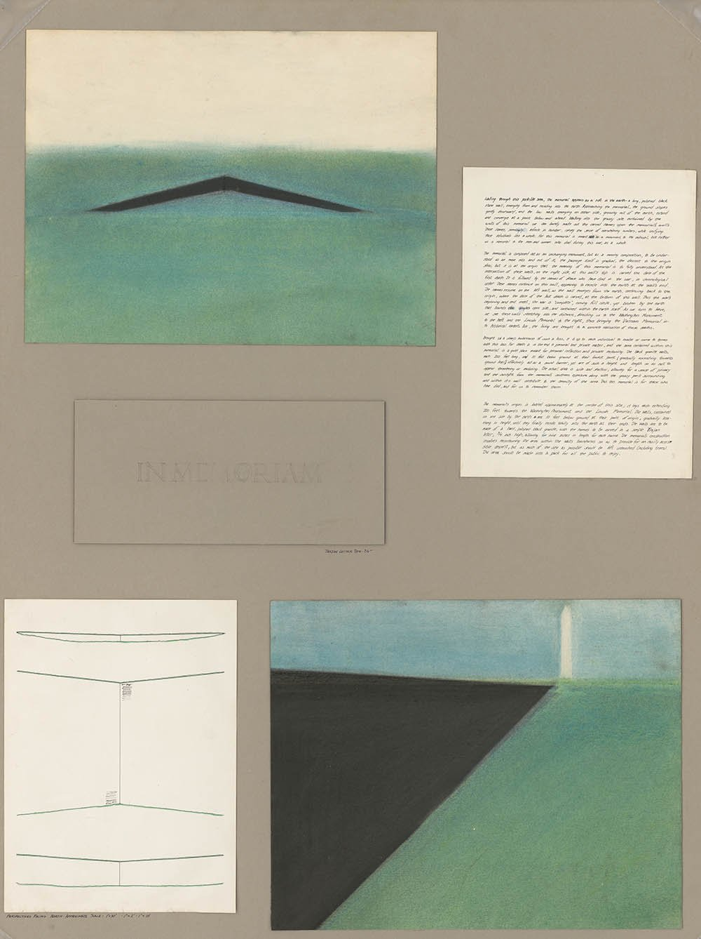 Maya Lin was a college student when she submitted her proposal for the Vietnam Veterans Memorial design competition. https://t.co/LC0b5UJ8SZ https://t.co/zY7OcMZMtW