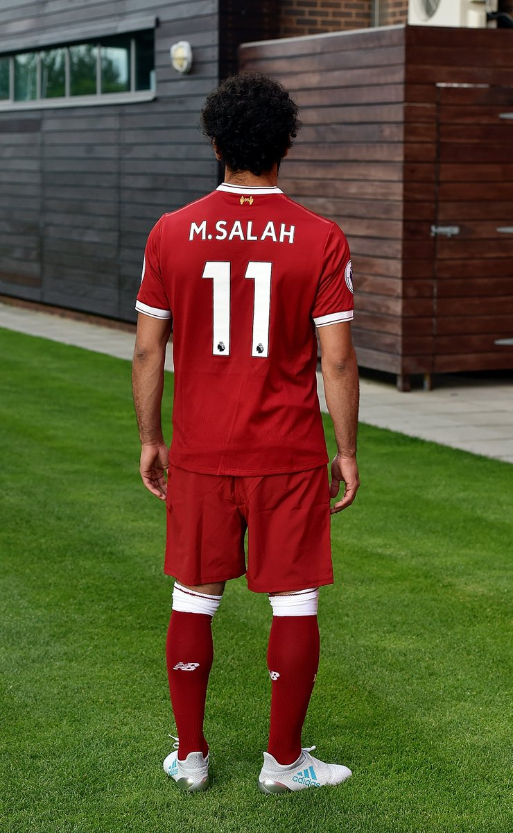 An update on Roberto Firmino's shirt number after we #AnnouncedSalah: https://t.co/Obc5xQC0hm