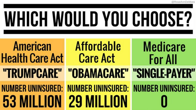Nurses call on Senate GOP to halt passage of cruel #HealthcareBill:  http:// bit.ly/2rWqlWI  &nbsp;    #SinglePayer healthcare is what Americans want! <br>http://pic.twitter.com/GxC9aqBBPE
